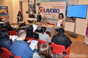 """Pinerolo: grande partecipazione per """"IoLavoro"""""""