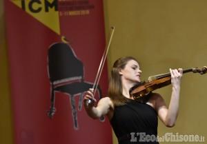 I sei finalisti del Concorso internazionale dell'Accademia di Musica di Pinerolo