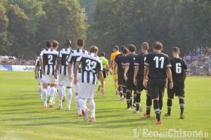 La Juventus attesa sul campo di  Villar Perosa