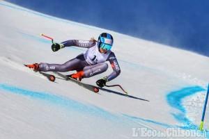 Sci alpino: per Lara Colturi quattro medaglie d'oro ai tricolori Children