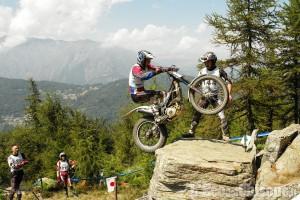 """Lenzi vince la """"2Giorni della Valpellice"""" di trial"""
