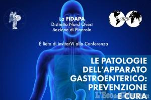 Pinerolo: da Eataly si parla di patologie dell'apparato gastro-enterico