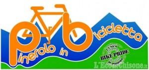 """Pinerolo: domenica 30 """"Biciclettata non competitiva libera a tutti"""""""