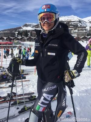 Sci, ai mondiali juniores in Svezia anche Lucrezia Lorenzi, di Valgioie