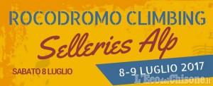 Roure, Maratona di arrampicata al Selleries