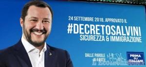 """Pinerolo: sabato 22 marcia contro il decreto """"sicurezza"""""""