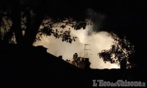 Fenestrelle: nessun ferito nell'incendio di Mentoulles