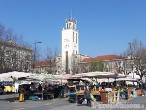 Pinerolo: come sarà il mercato, l'assessore Bachstadt fa chiarezza