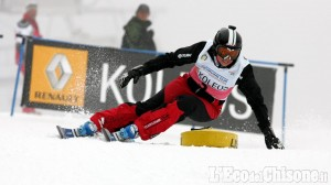 Sestriere: neve, giovani e Carving Cup