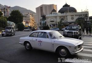 Auto storiche: annullata la Montecarlo-Sestriere