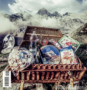 È in edicola L'EM di settembre con l'inchiesta sul Monviso come brand e la tavola rotonda sui festival in montagna