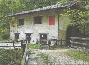 """Estate al mulino """"Canton"""" di Usseaux"""