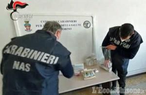 Trafficavano sostanze dopanti in tutta Italia, due pinerolesi arrestati dai carabinieri del Nas