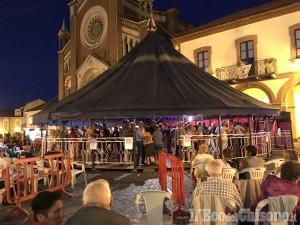 A Orbassano si balla tutti i mercoledì sera d'agosto