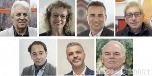 Orbassano: sette candidati per la fascia di sindaco
