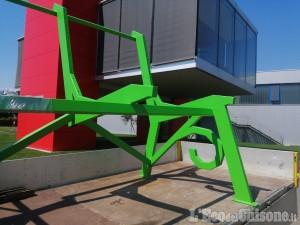 """Usseaux: al Pian dell'Alpe, inaugurazione della panchina gigante """"Big Bench"""""""