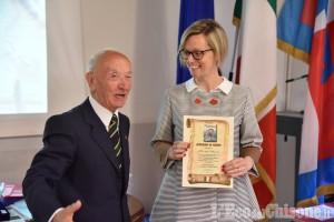 Dall'associazione Piemontesi nel mondo un premio per L'EM e un attestato di merito a L'Eco del Chisone