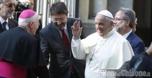 Sabato 5 storico incontro in Vaticano, i valdesi ricambiano con gioia la visita di Papa Francesco