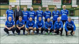 Bocce, sarà La Perosina - Brb Ivrea la finale con in palio lo scudetto