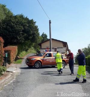 Cavour: scomparso da due giorni, 61enne trovato morto sulla Rocca