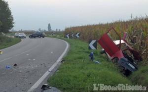 Villafranca: schianto mortale sulla Sp151, 24enne arrestato per omicidio stradale