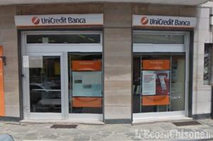 Pinasca: il bancomat rimane qualche settimana, ma Unicredit conferma chiusura
