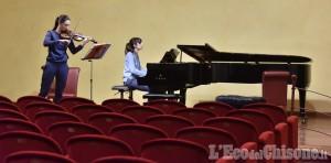 A Pinerolo la settimana del Concorso internazionale di musica da camera