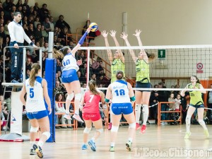 Volley: Eurospin Pinerolo, match point vicino