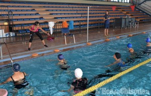 Pinerolo: la piscina chiude per lavori