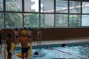 Giaveno, la piscina riaprirà a metà febbraio