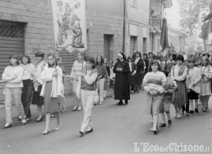 A Piscina comincia la festa per la Madonna del Rosario