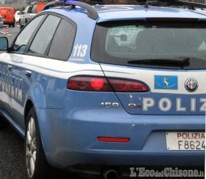 Contromano in tangenziale sud, 33enne fermata dalla Polstrada a Stupinigi