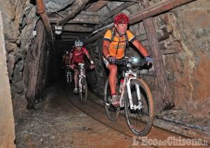 Pragelato: riapre il Club Med e va in miniera… in mountain bike