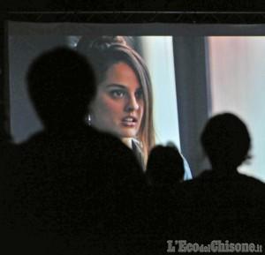 Luserna S.G.: cinema all'aperto