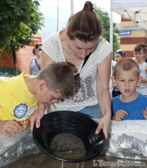 MineraLuserna, il fine settimana dedicato ai minerali