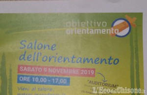 "Pinerolo: ""Salone dell'orientamento"" alla Media Brignone"