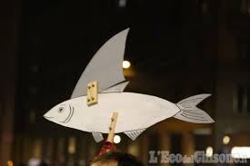 A Pinerolo, esordio sardine: chi sono gli organizzatori