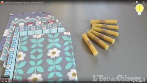 Scervelliamoci di novembre: bee wrap, la pellicola con cera d'api fai da te. Guarda il video
