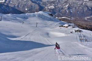 Via Lattea: dopo il 9 aprile si scierà ancora a Sestriere e Sauze d'Oulx