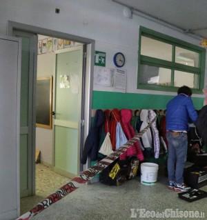Nichelino: crollo alla Rodari, scuola chiusa