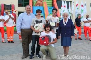 Pinerolo: all'Ap Borgotaro-Albareto il 1º Campionato nazionale di Soccorso