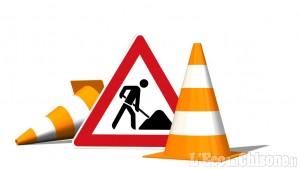 Lunedì 16 strada per Pramollo chiusa per lavori di sostituzione di una tubazione