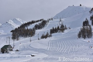 Sestriere, Pragelato e Prali: si scia nel week end