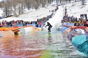 """Sestriere: sabato 7 """"Fossa dei Matt"""", domenica 8 chiusura della stagione sciistica"""