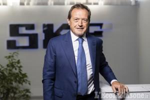 Nuovo amministratore delegato alla Skf Italia