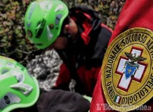 Coazze: uomo perde conoscenza in montagna, interviene il Soccorso Alpino Valsangone