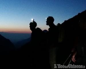 Escursionisti bloccati da ieri nel bivacco Rattazzo, recupero complicato dal maltempo