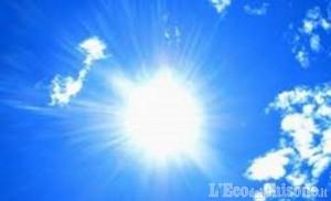 """Previsioni 6-9 luglio: bel tempo ma con temperature """"ballerine"""""""