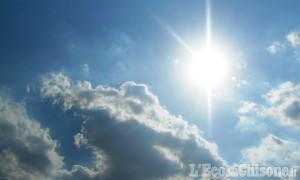 """Previsioni 23-26 luglio: di nuovo alta pressione, ma facilmente """"disturbabile"""""""