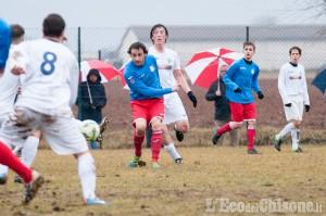 Calcio: PiscineseRiva vince il recupero e vola al terzo posto